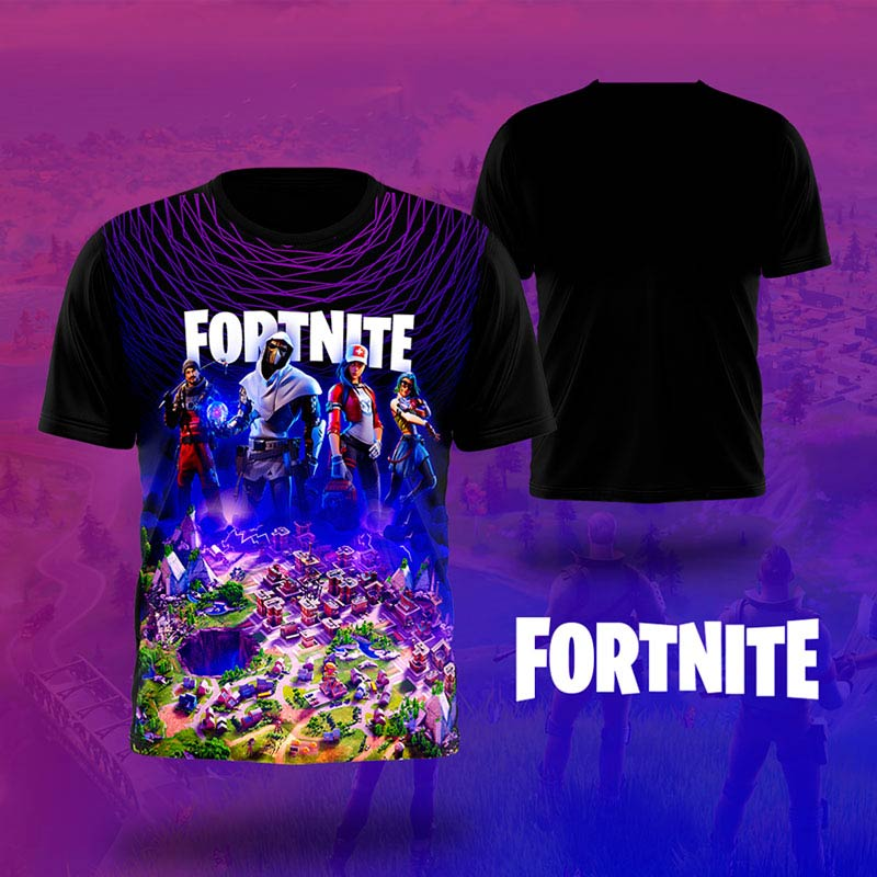 Fortnite T Shirts printing
